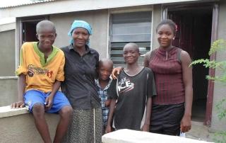 Esther Oyewole fuller housing beneficiary