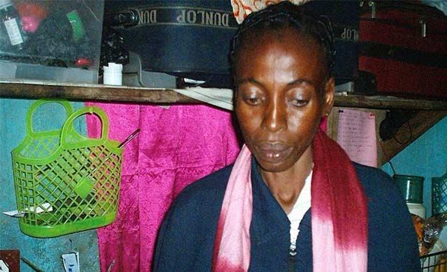 "my son no longer has to sleep under the bridge"" - Mrs. Augustina Igbokwe"