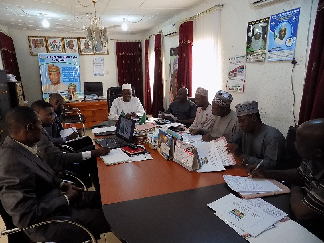 Partnerships: Fuller Housing Holds Technical Meeting With Niger State Housing Corporation