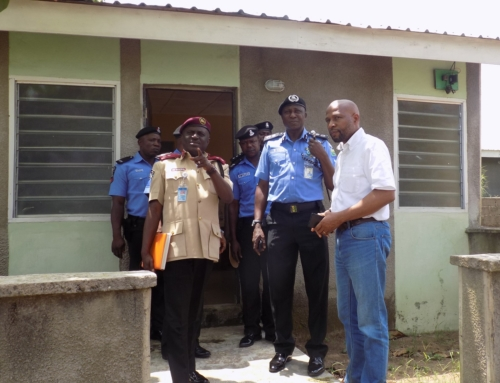 Affordable Housing: Fuller Hosts delegates of the Nigeria Police Force