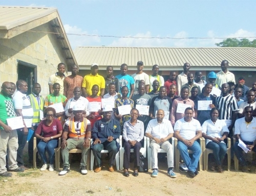 Skills Acquisition: C-Stemp Certifies 36 Fuller Artisans Sponsored by GIZ