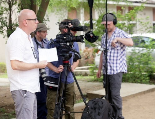 REALL's Communications Agency/Documentary Crew Visits Nigeria