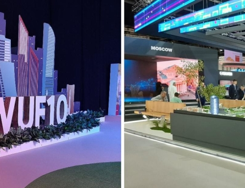 MFF ATTENDS THE WORLD URBAN FORUM (WUF10) IN ABU DHABI, UAE